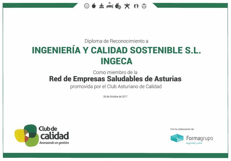 Red empresas saludables